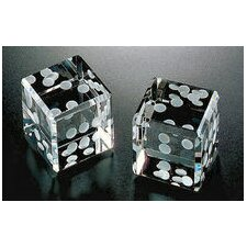 Dice Sculpture (Set of 2)