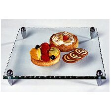 Mercury Square Serving Tray