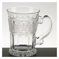 <strong>Badash Crystal</strong> Prima 11 oz. Mugs (Set of 4)