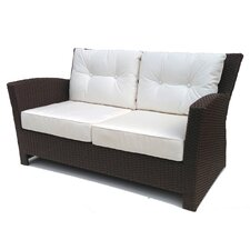 <strong>ElanaMar Designs</strong> Jupiter Loveseat with Cushions