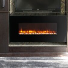 <strong>Dynasty Fireplaces</strong> LED Wall Mount Electric Fireplace