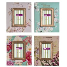 4 Piece Picture Frame Set