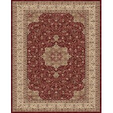 <strong>Feizy</strong> Daria Red / Cream Rug