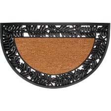 <strong>Creative Accents</strong> Olive Border Doormat