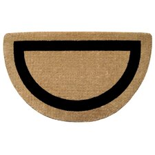Single Picture Frame Doormat