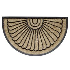 <strong>Creative Accents</strong> SuperScraper Sunburst Doormat