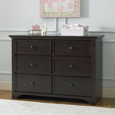 Lakeland 6 Drawer Dresser