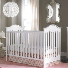 Charlotte 3-in-1 Traditional Crib Set
