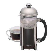 """Kaffee-Stempelkanne """"Maximus"""" mit Löffel"""
