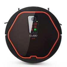 Arte Robotic Vacuum Cleaner with Camera Vision Mapping Technology