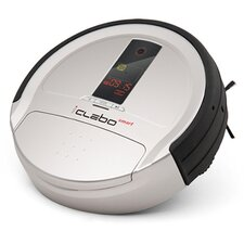 Smart Wi-Fi & Home Monitoring Robotic Vacuum Cleaner with Camera Vision Mapping technology