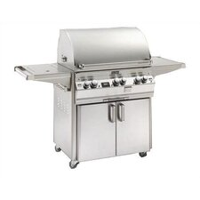 Echelon E790s Gas Grill with Single Side Burner