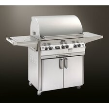 Echelon E660s Gas Grill with Single Side Burner