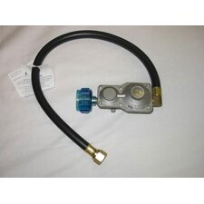 Two Stage Propane Regulator Grill with Hose