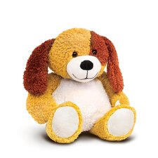 World's Softest Plush Stuffed Patches Puppy