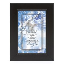 <strong>The James Lawrence Company</strong> Godparent Shadow Box Framed Wall Art