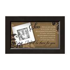 Son - There for You Framed Wall Art