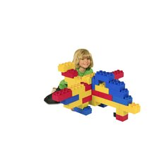<strong>Kid's Adventure</strong> Jumbo Blocks 48 Piece Learner Set