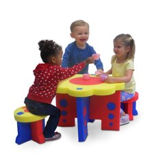 Sunflower Kids' 4 Piece Table and Chair Set