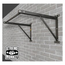<strong>Unified Fitness Group</strong> Wall Mounted Cross Fit Chin Up Bar
