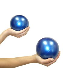 2 Lbs Pilates Weighted Ball (Set of 2)