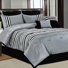 Isabel 8 Piece Comforter Set