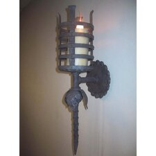 <strong>Laura Lee Designs</strong> Lancelot Wall Sconce