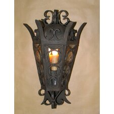 <strong>Laura Lee Designs</strong> Amsterdam Wall Lantern