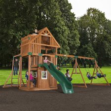 Wanderer Cedar All Cedar Swing Set