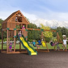 Quest Cedar All Cedar Swing Set