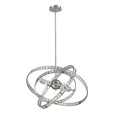 Saturn 6 Light Foyer Pendant