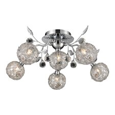Sonne 6 Light Chandelier