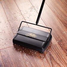 Electrostatic Carpet Sweeper
