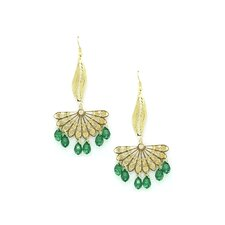 Emmy Wing Drop Earrings