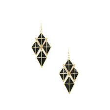 Monica Diamond Drop Earring