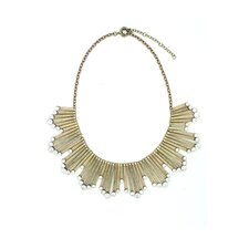 <strong>Jordan and Taylor</strong> Bib Necklace