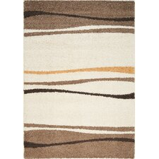 Sydney Golden Stripe Rug