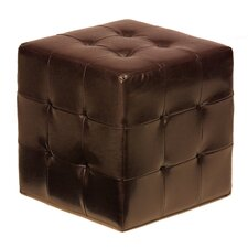 <strong>Cortesi Home</strong> Braque Cube Ottoman