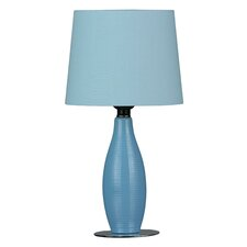 "Connor 13.5"" H Table Lamp with Empire Shade"