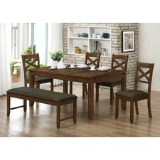 Barcelona 6 Piece Dining Set