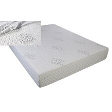 "10"" Cool Gel Memory Foam Mattress"