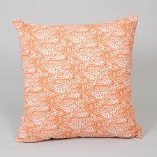 Orange Unstuffed Pillow
