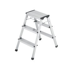 <strong>Hailo LLC</strong> 3 Step Ladder