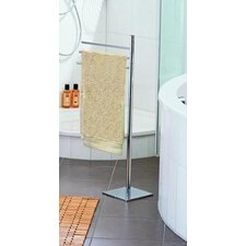 Como 45 cm Towel Stand in Chrome