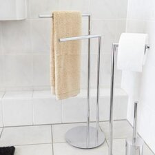 Rimini 38.5 cm Towel Stand in Chrome