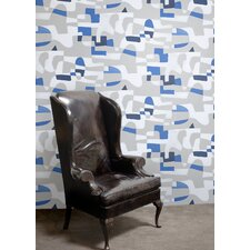 Jim Flora's Shapeshifter Flannel Wall Tiles