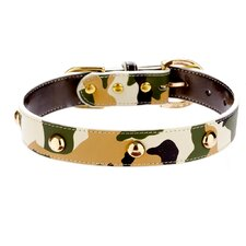 Bubba Dog Camo Pup Collar