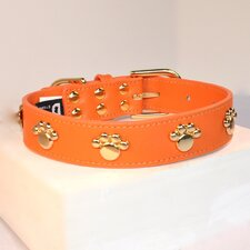 Bubba Dog Golden Paw Collar