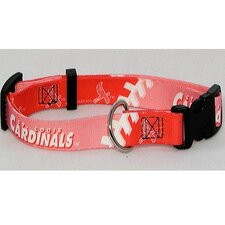 MLB Dog Collar in Pink