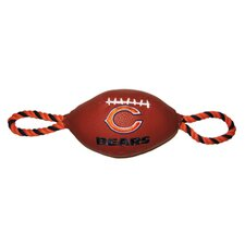 NFL Pebble Grain Dog Toy
